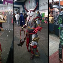 TGS 2015 - Cosplay
